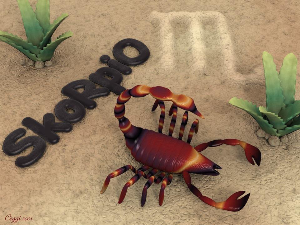 скорпион зодиякален знак