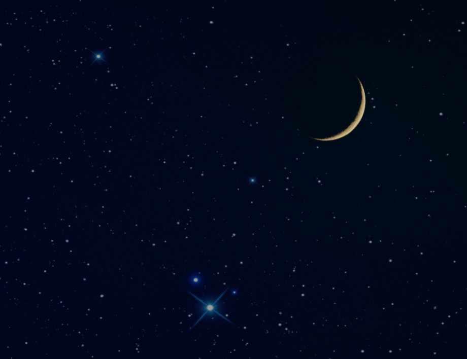 9 май, неделя, ден на Слънцето, което заедно с Уран транзитира в Телец. 1